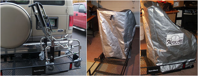 Uses – Wheel Chair Covers